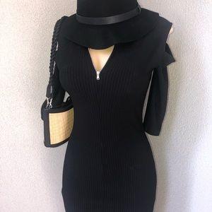Forever 21 Black Reversible Dress